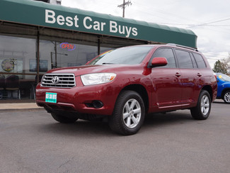 2008 Toyota Highlander Base Englewood, CO