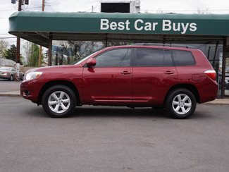2008 Toyota Highlander Base Englewood, CO 1