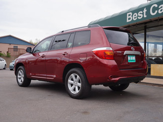 2008 Toyota Highlander Base Englewood, CO 2
