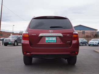 2008 Toyota Highlander Base Englewood, CO 3