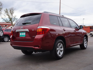 2008 Toyota Highlander Base Englewood, CO 4