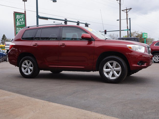 2008 Toyota Highlander Base Englewood, CO 5
