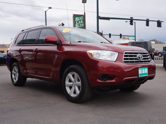 2008 Toyota Highlander Base Englewood, CO 6
