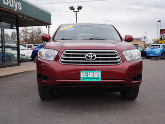 2008 Toyota Highlander Base Englewood, CO 7