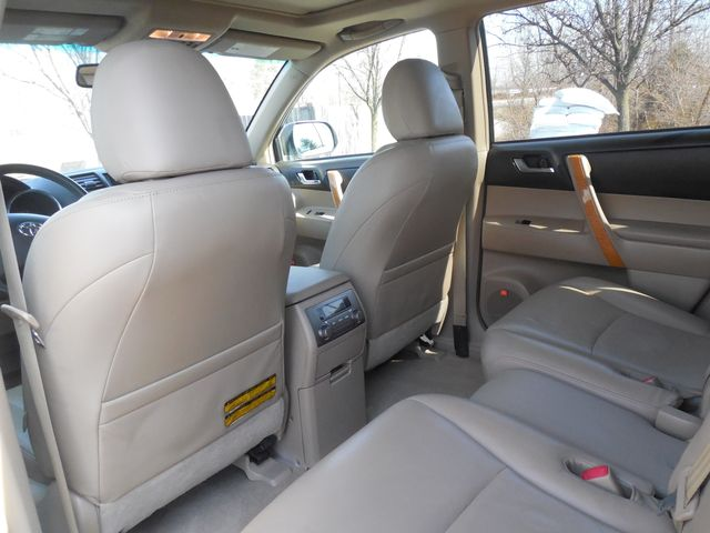 2008 Toyota Highlander Hybrid Limited Leesburg, Virginia 12