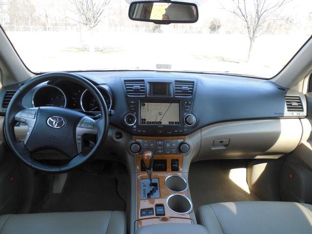 2008 Toyota Highlander Hybrid Limited Leesburg, Virginia 16