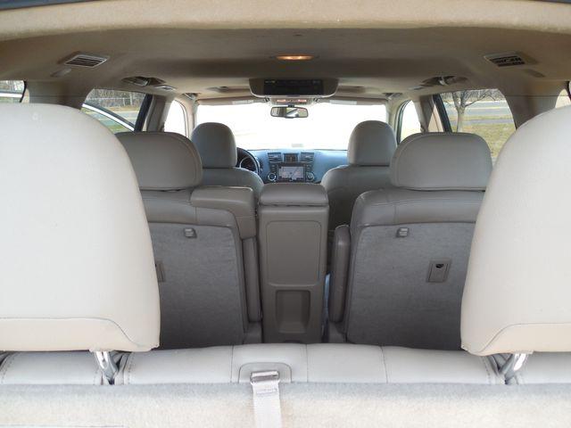 2008 Toyota Highlander Hybrid Limited Leesburg, Virginia 8