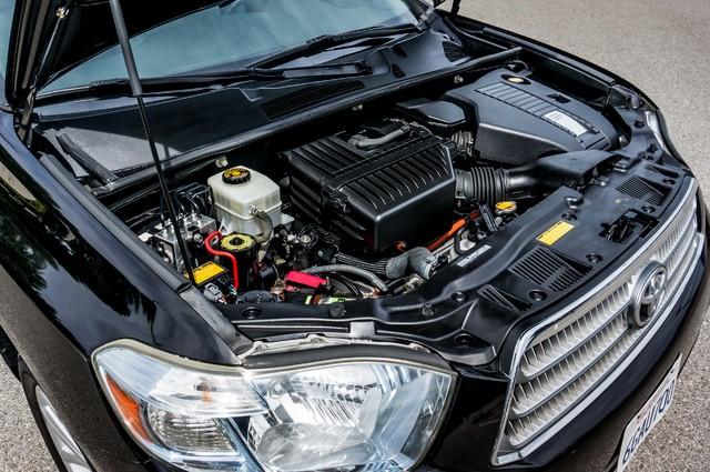 2008 Toyota Highlander Hybrid Limited 4WD - NAVI - 3RD ROW - LTHR - HTD STS Reseda, CA 43