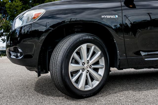 2008 Toyota Highlander Hybrid Limited 4WD - NAVI - 3RD ROW - LTHR - HTD STS Reseda, CA 11