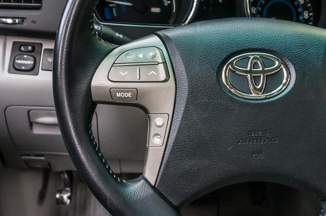 2008 Toyota Highlander Hybrid Limited 4WD - NAVI - 3RD ROW - LTHR - HTD STS Reseda, CA 18