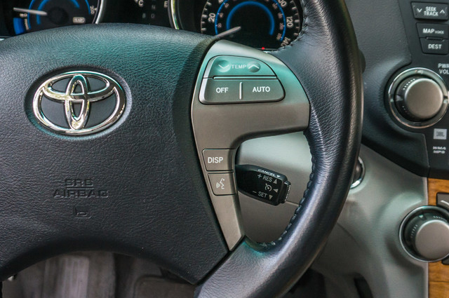 2008 Toyota Highlander Hybrid Limited 4WD - NAVI - 3RD ROW - LTHR - HTD STS Reseda, CA 19