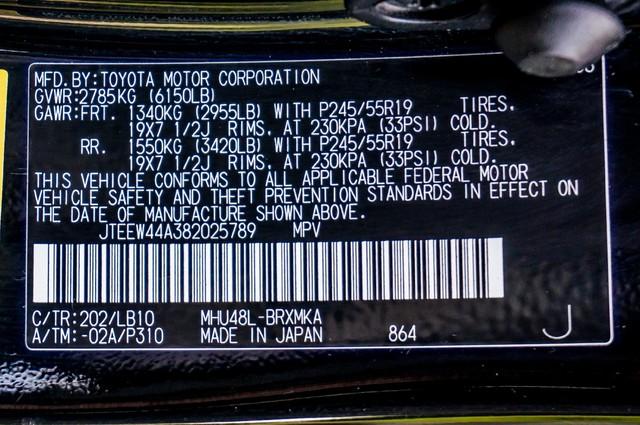 2008 Toyota Highlander Hybrid Limited 4WD - NAVI - 3RD ROW - LTHR - HTD STS Reseda, CA 44