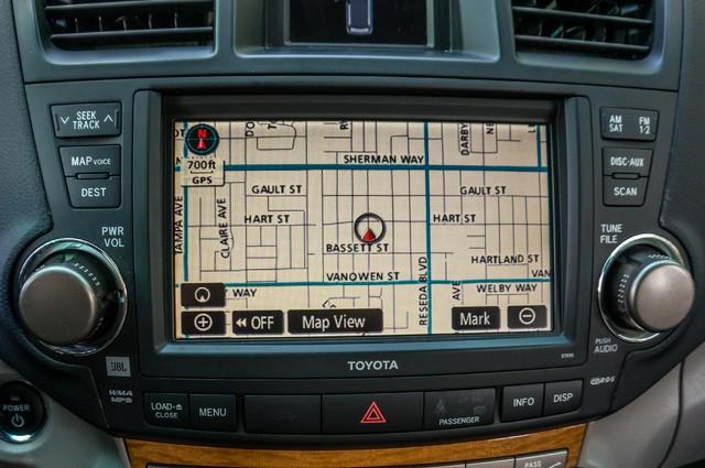 2008 Toyota Highlander Hybrid Limited 4WD - NAVI - 3RD ROW - LTHR - HTD STS Reseda, CA 24
