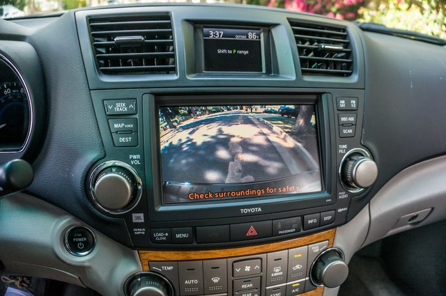 2008 Toyota Highlander Hybrid Limited 4WD - NAVI - 3RD ROW - LTHR - HTD STS Reseda, CA 25
