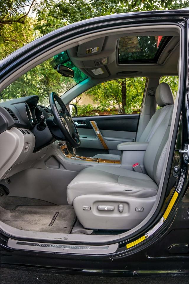 2008 Toyota Highlander Hybrid Limited 4WD - NAVI - 3RD ROW - LTHR - HTD STS Reseda, CA 38