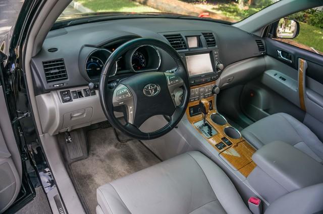 2008 Toyota Highlander Hybrid Limited 4WD - NAVI - 3RD ROW - LTHR - HTD STS Reseda, CA 13