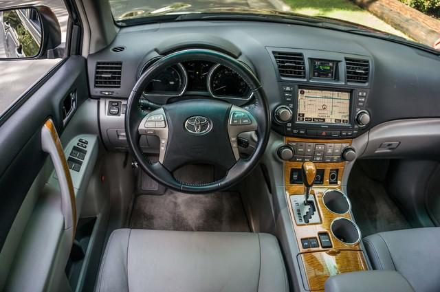 2008 Toyota Highlander Hybrid Limited 4WD - NAVI - 3RD ROW - LTHR - HTD STS Reseda, CA 17