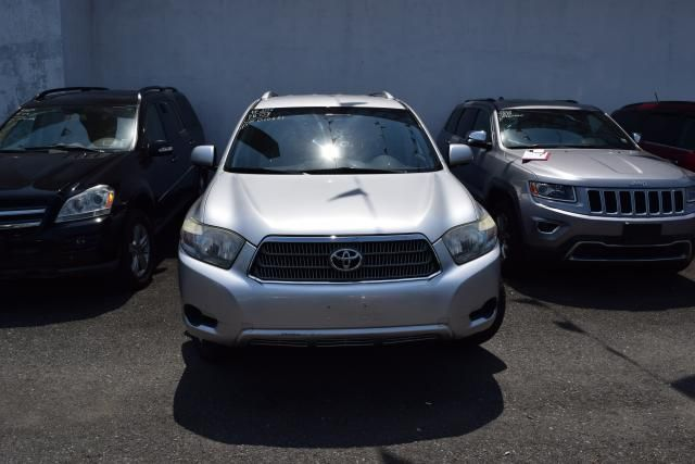 2008 Toyota Highlander Hybrid 4WD 4dr Richmond Hill, New York 2