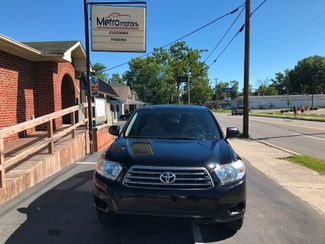 2008 Toyota Highlander Base Knoxville , Tennessee