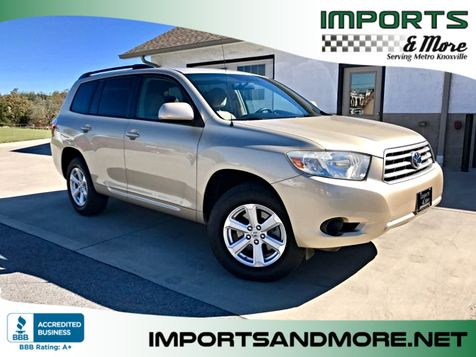 2008 Toyota Highlander V6 in Lenoir City, TN