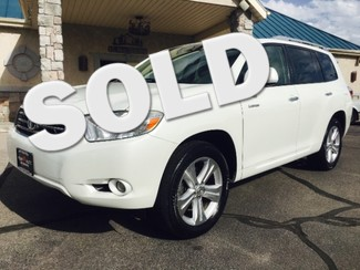 2008 Toyota Highlander Limited LINDON, UT