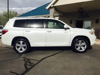 2008 Toyota Highlander Limited LINDON, UT 7