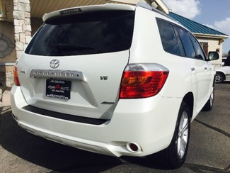 2008 Toyota Highlander Limited LINDON, UT 9
