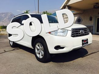 2008 Toyota Highlander Base LINDON, UT