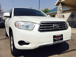 2008 Toyota Highlander Base LINDON, UT 1