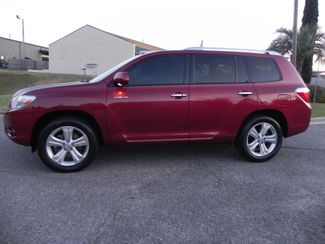 2008 Toyota Highlander Limited 3rd Row Martinez, Georgia 1