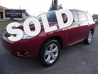 2008 Toyota Highlander Limited 3rd Row Martinez, Georgia