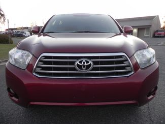 2008 Toyota Highlander Limited 3rd Row Martinez, Georgia 2