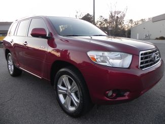 2008 Toyota Highlander Limited 3rd Row Martinez, Georgia 3