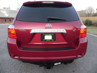 2008 Toyota Highlander Limited 3rd Row Martinez, Georgia 6