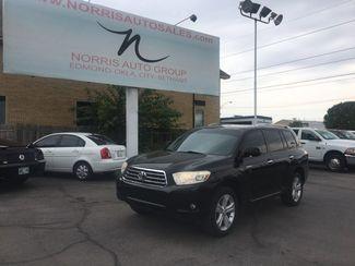 2008 Toyota Highlander Limited in Oklahoma City OK