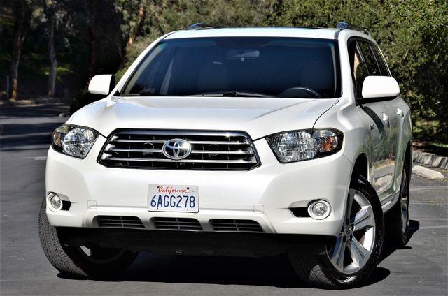 2008 Toyota Highlander Sport Reseda, CA 35