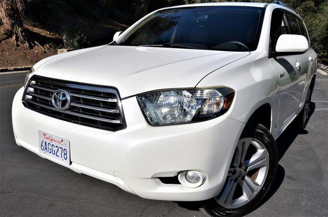 2008 Toyota Highlander Sport Reseda, CA 39