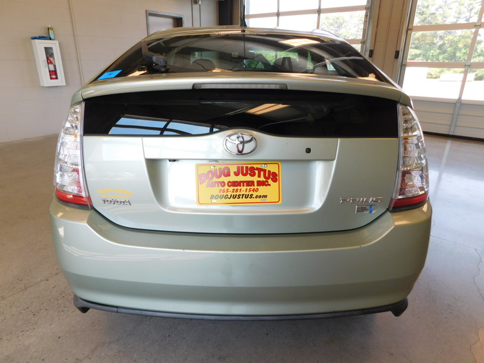 2008 Toyota Prius Touring City Tn Doug Justus Auto Center Inc