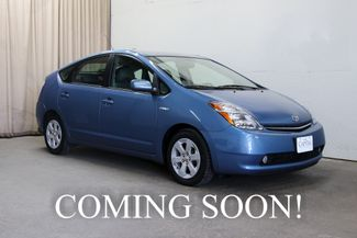2008 Toyota Prius Hybrid Hatchback with Touchscreen Navigation in Eau Claire, Wisconsin