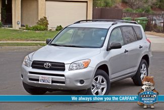 2008 Toyota RAV4 SPORT UTILITY 72K MLS 1-OWNER NEW TIRES 3RD ROW SEAT SERVICE RECORDS! Woodland Hills, CA