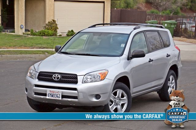 2008 Toyota RAV4 SPORT UTILITY 72K MLS 1-OWNER NEW TIRES 3RD ROW SEAT SERVICE RECORDS! Woodland Hills, CA 0
