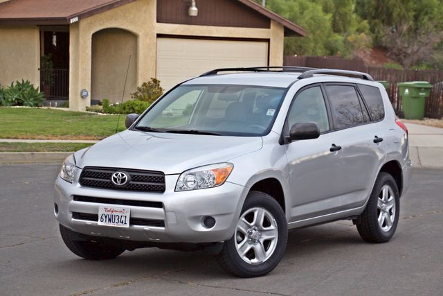 2008 Toyota RAV4 SPORT UTILITY 72K MLS 1-OWNER NEW TIRES 3RD ROW SEAT SERVICE RECORDS! Woodland Hills, CA 1