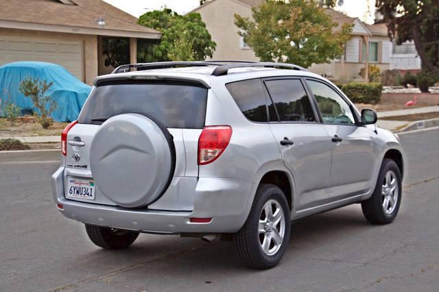 2008 Toyota RAV4 SPORT UTILITY 72K MLS 1-OWNER NEW TIRES 3RD ROW SEAT SERVICE RECORDS! Woodland Hills, CA 6