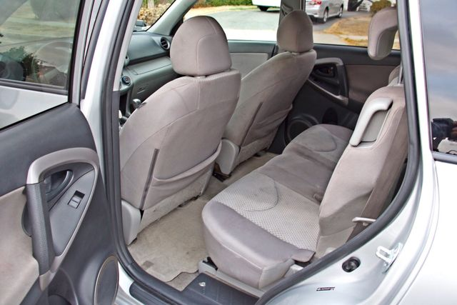 2008 Toyota RAV4 SPORT UTILITY 72K MLS 1-OWNER NEW TIRES 3RD ROW SEAT SERVICE RECORDS! Woodland Hills, CA 25