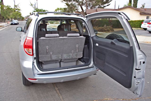 2008 Toyota RAV4 SPORT UTILITY 72K MLS 1-OWNER NEW TIRES 3RD ROW SEAT SERVICE RECORDS! Woodland Hills, CA 14