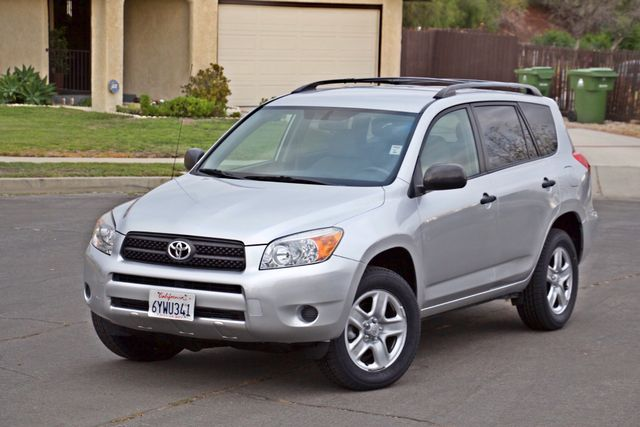 2008 Toyota RAV4 SPORT UTILITY 72K MLS 1-OWNER NEW TIRES 3RD ROW SEAT SERVICE RECORDS! Woodland Hills, CA 28
