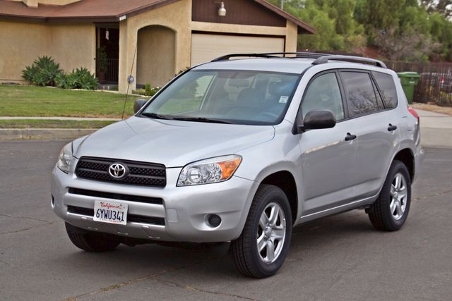 2008 Toyota RAV4 SPORT UTILITY 72K MLS 1-OWNER NEW TIRES 3RD ROW SEAT SERVICE RECORDS! Woodland Hills, CA 10