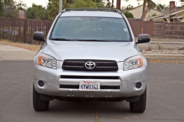 2008 Toyota RAV4 SPORT UTILITY 72K MLS 1-OWNER NEW TIRES 3RD ROW SEAT SERVICE RECORDS! Woodland Hills, CA 9