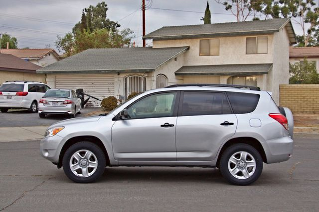 2008 Toyota RAV4 SPORT UTILITY 72K MLS 1-OWNER NEW TIRES 3RD ROW SEAT SERVICE RECORDS! Woodland Hills, CA 3