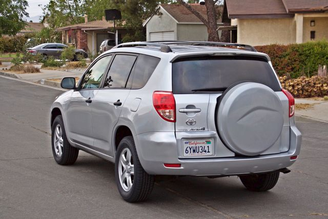 2008 Toyota RAV4 SPORT UTILITY 72K MLS 1-OWNER NEW TIRES 3RD ROW SEAT SERVICE RECORDS! Woodland Hills, CA 4